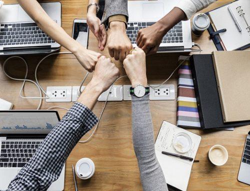 Mehr Energie im Team — Diese Möglichkeiten gibt es